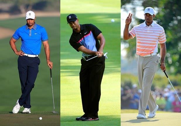 Tiger Woods va phong cach thoi trang cua huyen thoai golf the gioi hinh anh 10