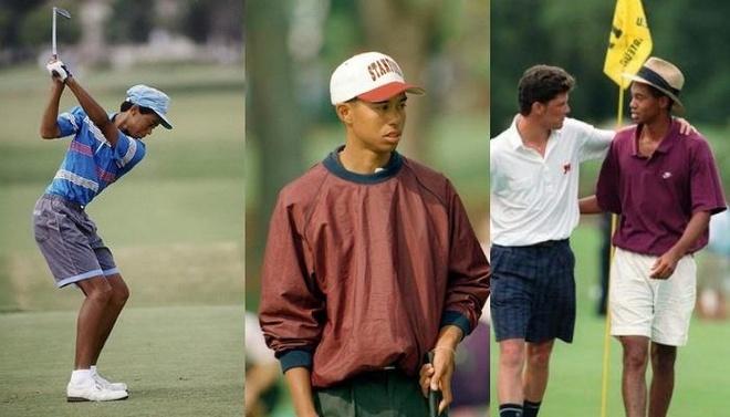 Tiger Woods va phong cach thoi trang cua huyen thoai golf the gioi hinh anh 1