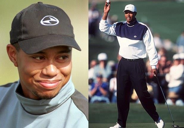 Tiger Woods va phong cach thoi trang cua huyen thoai golf the gioi hinh anh 3