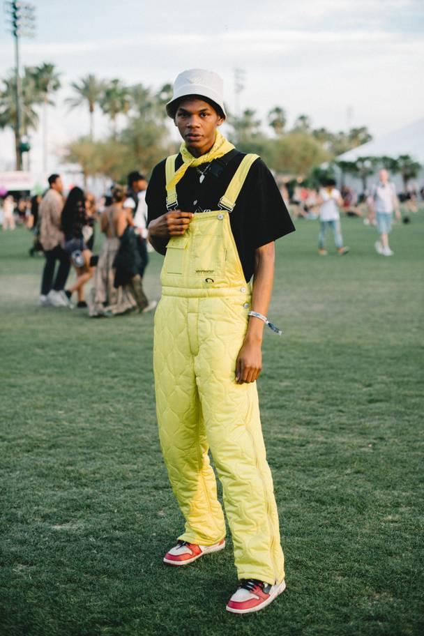 Fashionisto 'bung het co' tai le hoi am nhac Coachella 2019 hinh anh 5