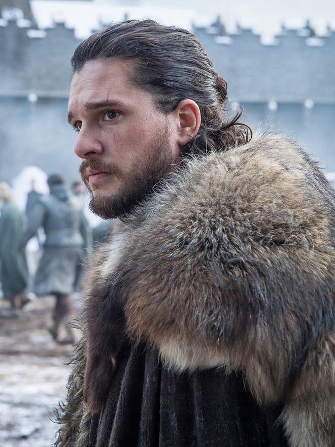 Bi quyet de co duoc mai toc xoan quyen ru nhu chang Jon Snow hinh anh 7