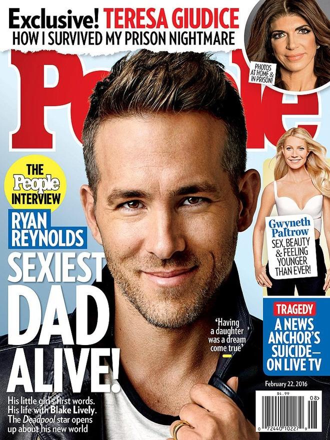 'Deadpool' Ryan Reynolds lam dep the nao de giu phong do o tuoi 45 hinh anh 2