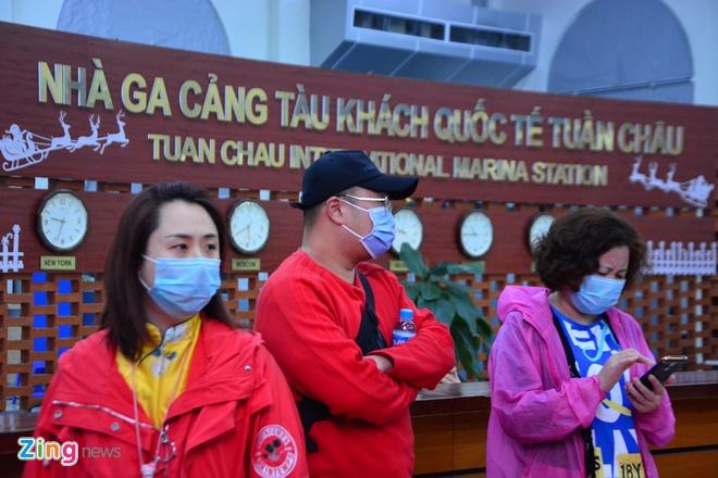 Gan 7.000 khach Trung Quoc den Quang Ninh trong 3 ngay Tet hinh anh 1 Anh11_zing_11.JPG
