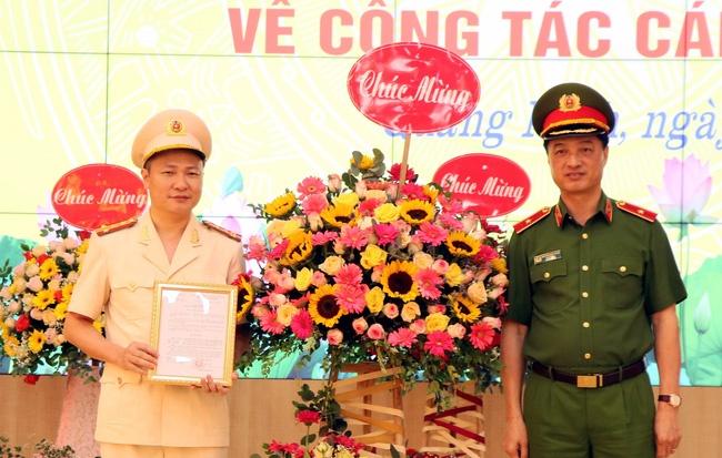 Quang Ninh co tan giam doc Cong an tinh anh 1
