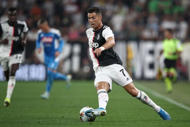 Ronaldo - Vua Midas cua the gioi bong da hinh anh 1