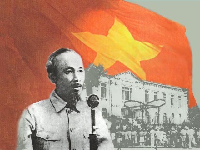 Ho Chi Minh - Nguoi dung dau nha nuoc trong phut cang thang hinh anh