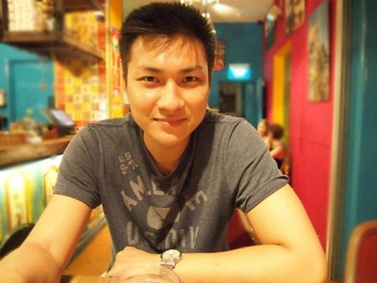 Chang trai bo 'ga khong lo' Google ve VN lap nghiep hinh anh