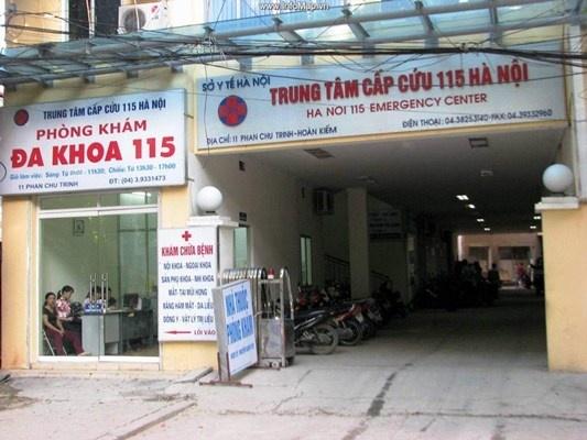Chuyen 'dong troi' o 115 Ha Noi: Giam doc 115 chay ve huu? hinh anh