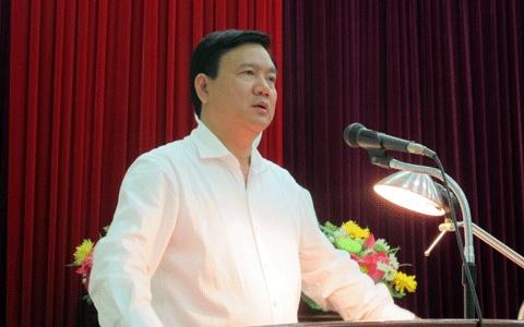 Bo truong Dinh La Thang: An chia phan tram phai xu ly nghiem hinh anh