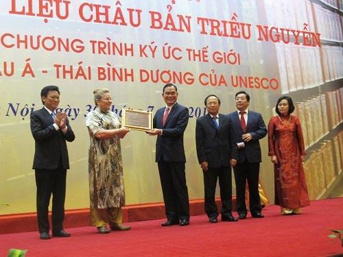 UNESCO vinh danh bang chung Hoang Sa cua Viet Nam hinh anh