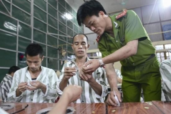 Phuc thien tu nhung la thu hinh anh 2 Trên 400 phạm nhân của trại giam Nam Hà đủ điều kiện xét giảm án đợt 2/9.