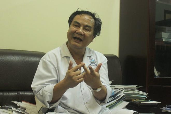 Giam doc Benh vien TU Hue: 'Toi giat minh va that su soc' hinh anh