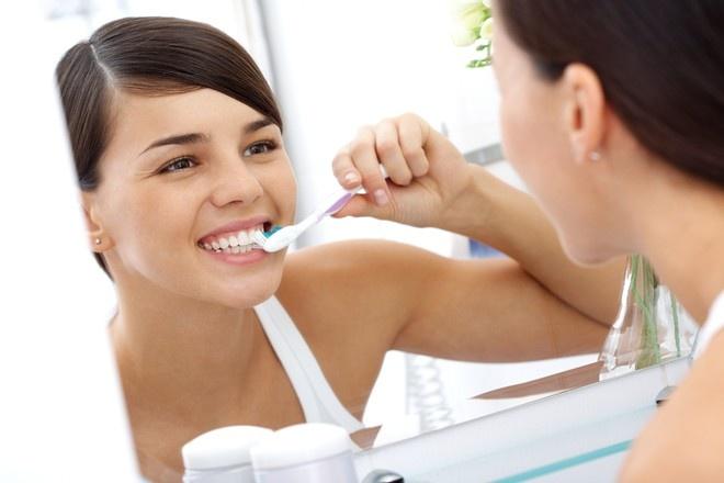 Image result for đánh răng
