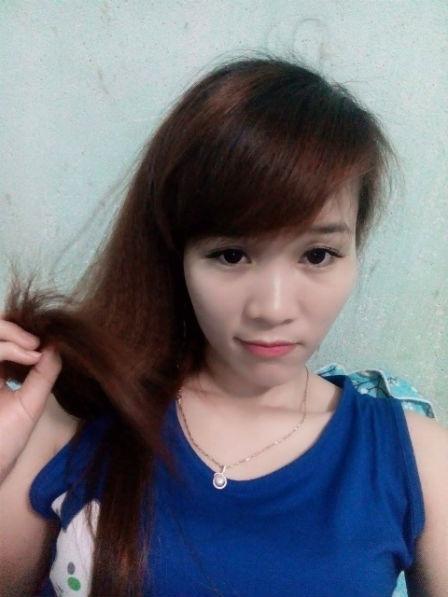 Vet truot dai cua hotgirl 'Cham Het' hinh anh 1  Hotgirl Trần Thị Nha Trang bị bắt.