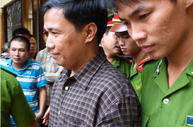 Ban chet tram pho CSGT Suoi Tre: Ngo Van Vinh 9 nam tu hinh anh