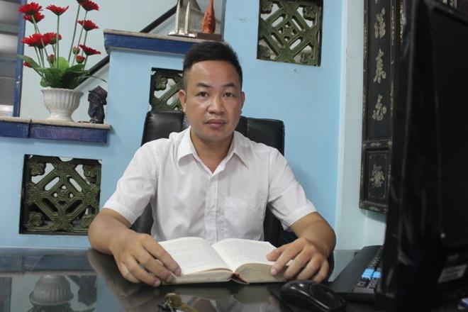 Ông Nguyễn Anh Thơm.