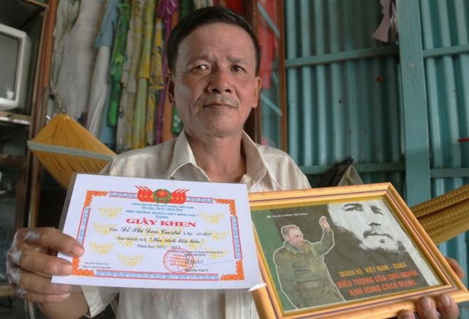 La lung chuyen ten: Do Phi Den Cacstro, Huynh School Boy... hinh anh