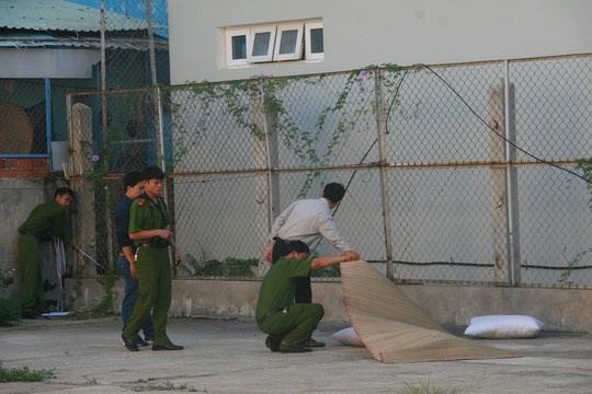 Pho phong cong ty xo so chet trong So GD-DT Quang Nam hinh anh