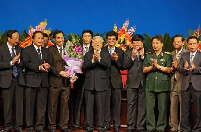 Bao chi phai gop phan xay dung tri tue, khi phach Viet Nam hinh anh 1 Đại hội Hội Nhà báo Việt Nam.