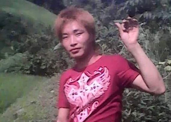 Nghi can giet 4 nguoi o Yen Bai dang bo tron cung co gai hinh anh