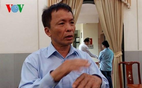 Tu vu ong Chan: Neu tu hinh 'nham' nguoi, ai se den mang? hinh anh 1 Luật sư Trần Hữu Huỳnh, Chủ tịch Trung tâm trọng tài quốc tế Việt Nam.