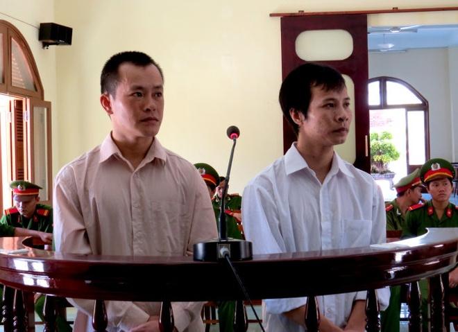Tang an chung than ke cam dau bang cuop vang tai Phu Yen hinh anh