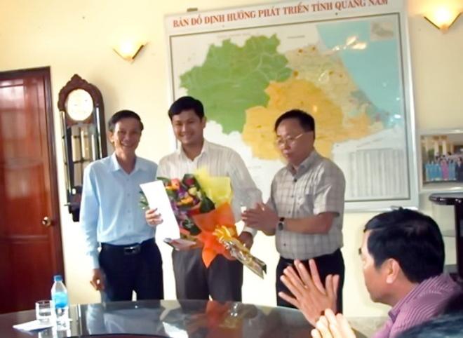 Quang Nam bo nhiem giam doc so 30 tuoi hinh anh
