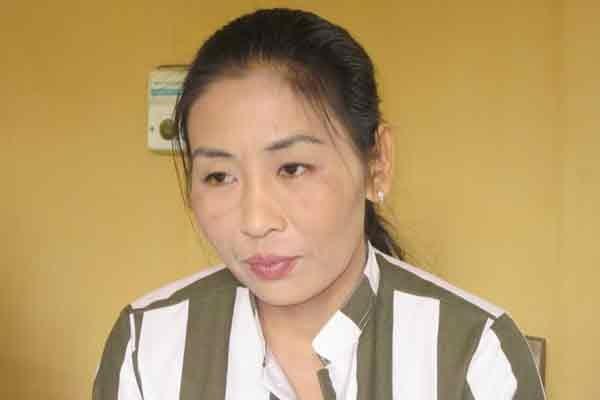 Bi kich cuoc doi co giao ru chong cho thue ma tuy hinh anh 1 Phạm nhân Lừ Thị Hồng.