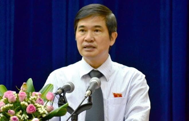 Ong Nguyen Ngoc Quang va Eban Y Phu tai dac cu bi thu tinh hinh anh 1 Ông Nguyễn Ngọc Quang.