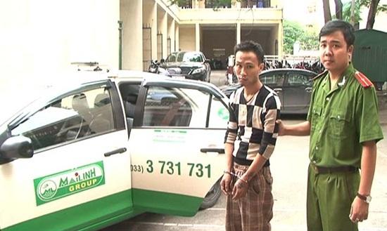 Tao ton vung dao chem tai xe, cuop taxi Mai Linh hinh anh