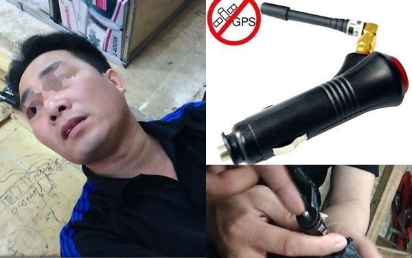 Truy tim thiet bi 'pha song' may ban toc do cua CSGT hinh anh