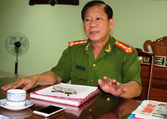 Giam doc canh sat PCCC: 'Nhat con sau cho noi canh no ngot' hinh anh