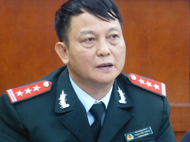 Bao tin thuc pham ban, duoc thuong den 50 trieu dong hinh anh 1 Trưởng phòng Thanh tra Chuyên ngành Phạm Tiến Dũng.