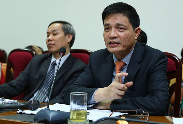 Bo Y te ly giai Tan Hiep Phat 'lot luoi' thanh tra hinh anh 1 Cục trưởng Cục ATTP Nguyễn Thanh Phong.