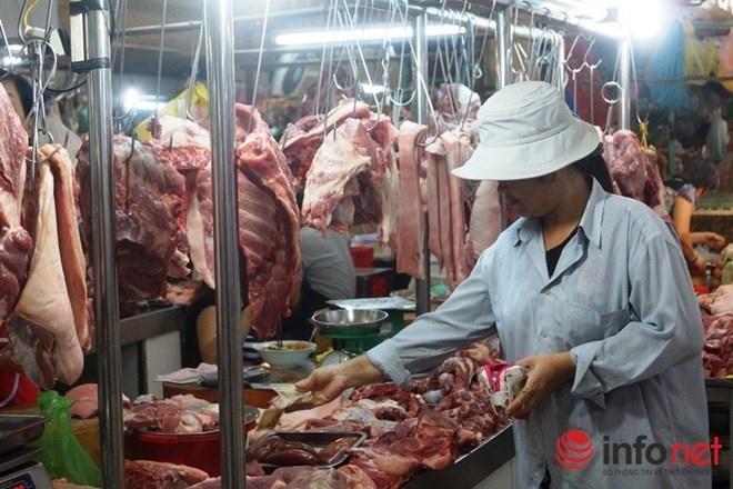 Chua tieu huy con heo chua chat cam nao: Heo doc ban het veo hinh anh 1 Chưa có con heo chứa chất cấm nào bị tiêu hủy.
