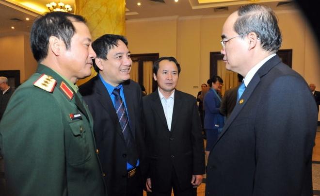 Viet Nam tiep xuc voi Trung Quoc 22 lan ve van de Bien Dong hinh anh 1