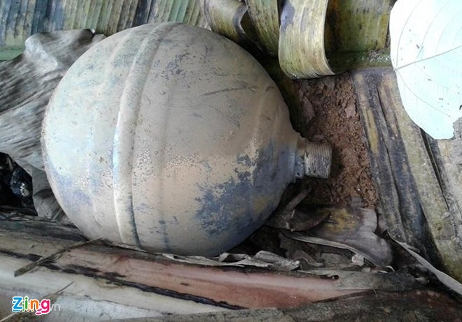 Bo Quoc phong ket luan ve vat the la o Tuyen Quang hinh anh 1