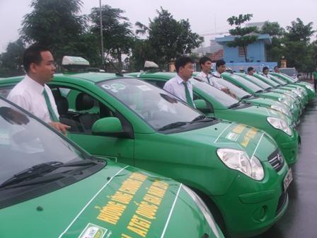 TP HCM sa thai 642 tai xe taxi hinh anh