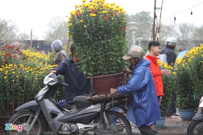 Nguoi dan den cho hoa de... chup hinh hinh anh 4