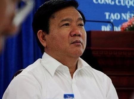 Ong Dinh La Thang: Dung cau ne bi thu lam viec cu the hinh anh