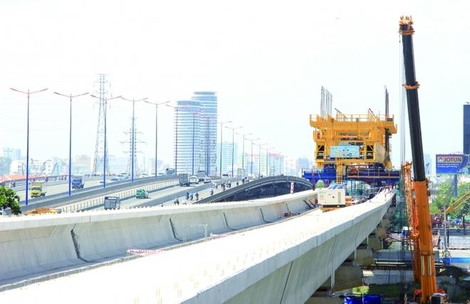 Tuyen metro Ben Thanh - Tham Luong khoi cong vao 2018 hinh anh