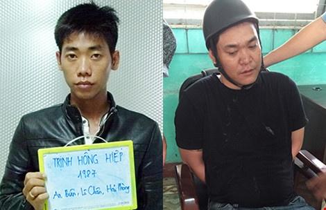 Giang ho Hai Phong bat tay voi giang ho mien Trung hinh anh