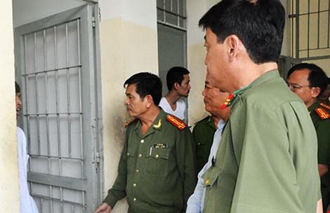 Giam doc Cong an Da Nang noi ve giang ho Hai Phong hinh anh