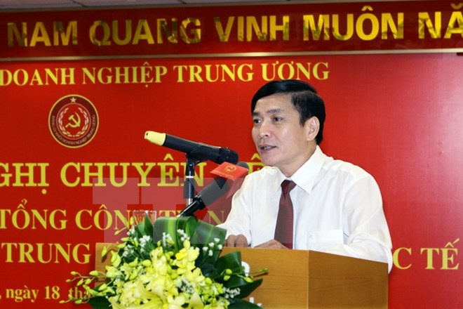 Tong Lien doan Lao dong anh 1