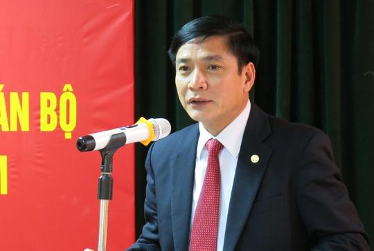 Ong Bui Van Cuong duoc bau lam Chu tich Tong LDLD Viet Nam hinh anh 1