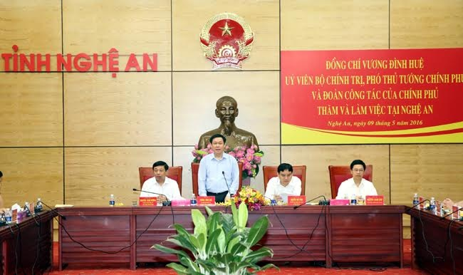 Pho thu tuong: 'Nghe An can thay doi tu duy phat trien' hinh anh 1
