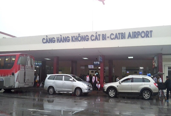 San bay Cat Bi tro thanh cang hang khong quoc te hinh anh