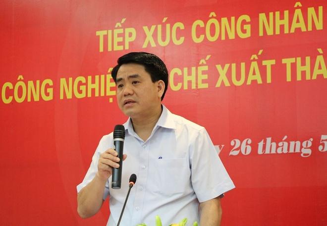 0903407319, duong day nong cua Chu tich Nguyen Duc Chung hinh anh