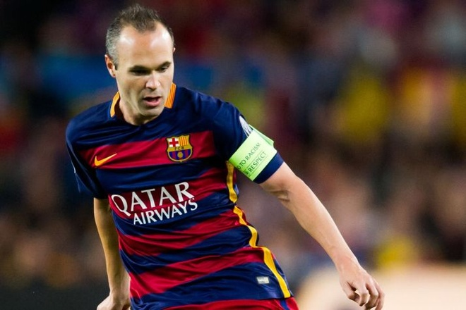 Iniesta - Trai tim khong bao gio ngung dap cua La Roja hinh anh