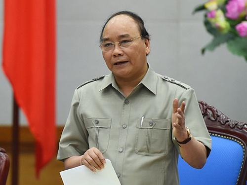 Thu tuong chi dao tim bang duoc thuong ta Tran Quang Khai hinh anh 1